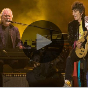 VIDEO: Chuck Leavell says new Stones album cooks